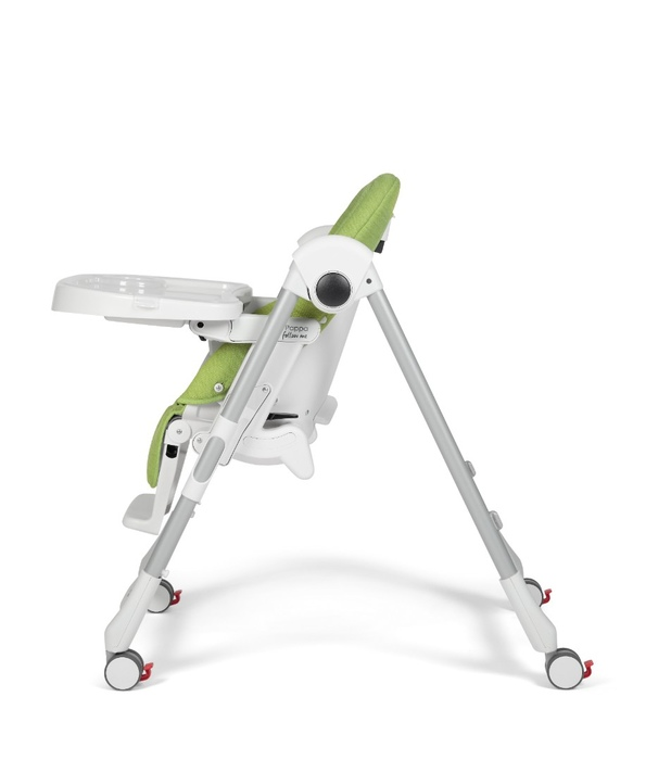 Стульчик для кормления Peg-Perego Prima Pappa Follow Me Wonder Green