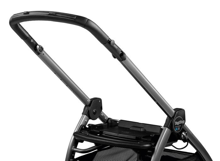 Коляска 2 в 1 Peg-Perego Book 51S i-Size Travel System Luxe Pure