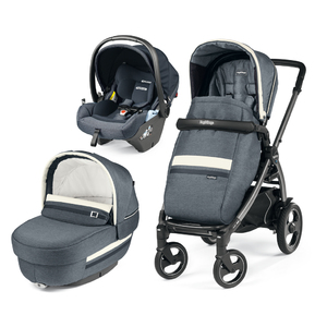Коляска 3 в 1 Peg-Perego Book 51S Elite Lounge Luxe Mirage