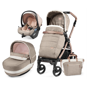 Коляска Peg-Perego Book Mon Amour Lounge Elite Modular