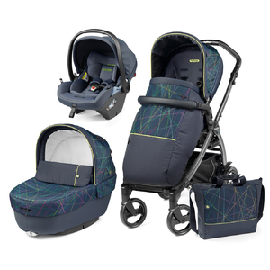 Коляска Peg-Perego Book New life Lounge Elite Modular