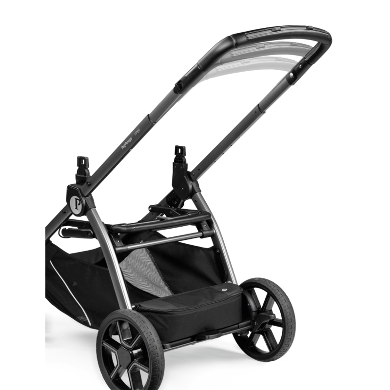 Коляска 2 в 1 Peg-Perego Ypsi Combo City Grey