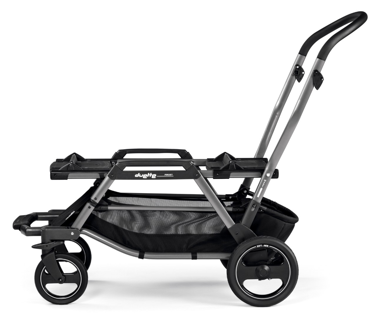 Шасси Peg-Perego Chassis Duette Piroet Titania