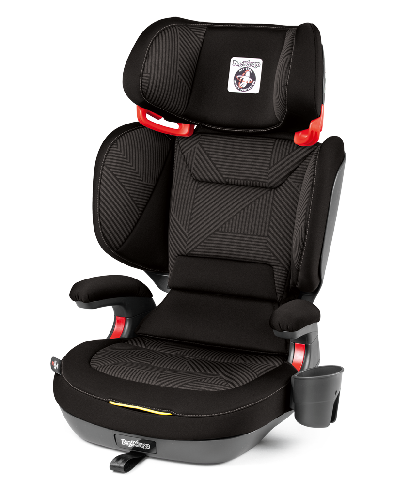 Детское автокресло Peg-Perego Viaggio 2-3 Shuttle Plus Graphite
