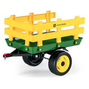 Прицеп Peg-Perego JD Stake-Side Trailer
