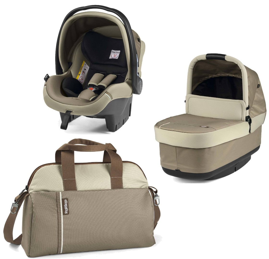 Комплект 2 в 1 Peg-Perego Set Pop Up Class Beige