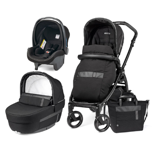 Коляска Peg-Perego Book Rock Black SL Elite Modular