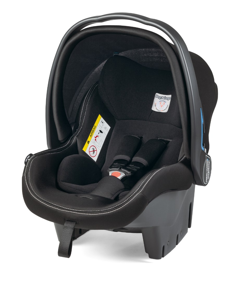 Коляска 3 в 1 Peg-Perego Book Rock Black Elite Modular