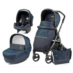 Коляска Peg-Perego Book New life SL Elite Modular