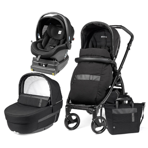 Коляска Peg-Perego Book Rock Black i-Size Elite Modular