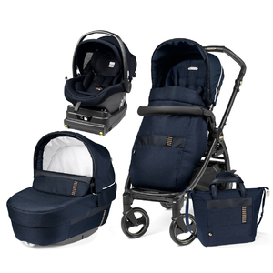 Коляска Peg-Perego Book Rock Navy i-Size Elite Modular