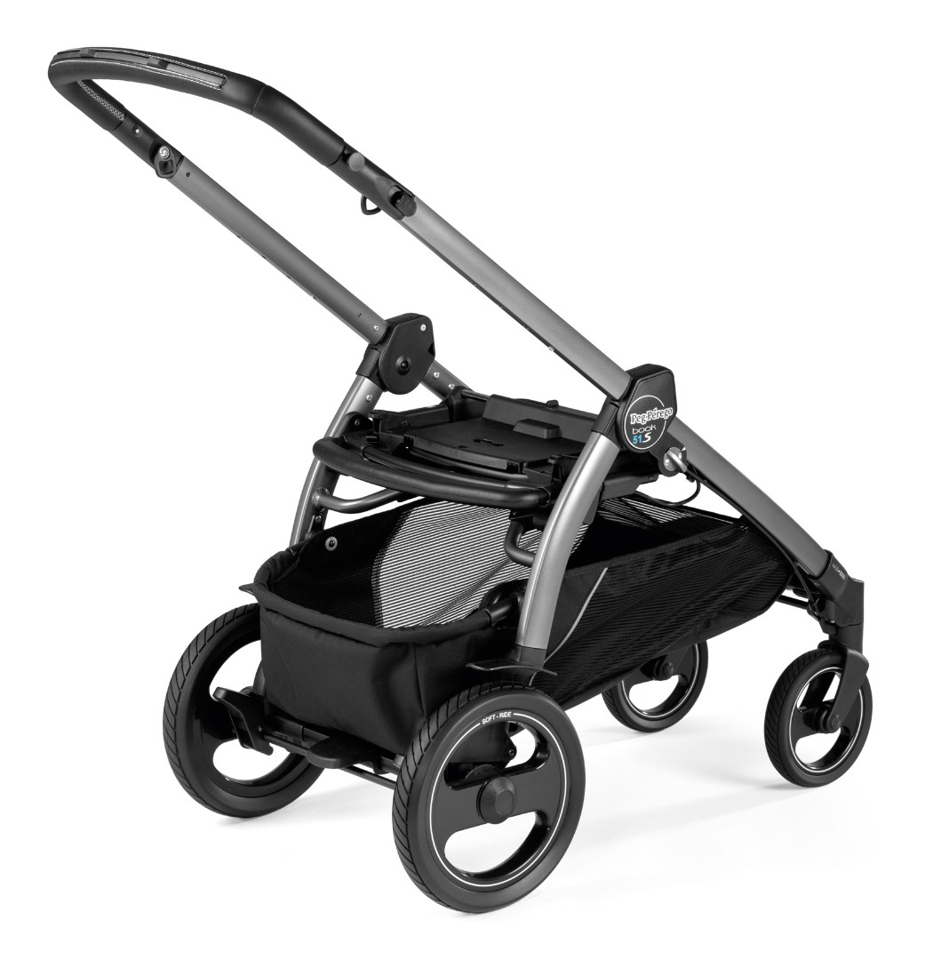 Коляска 3 в 1 Peg-Perego Book 51 S Pop-Up SL