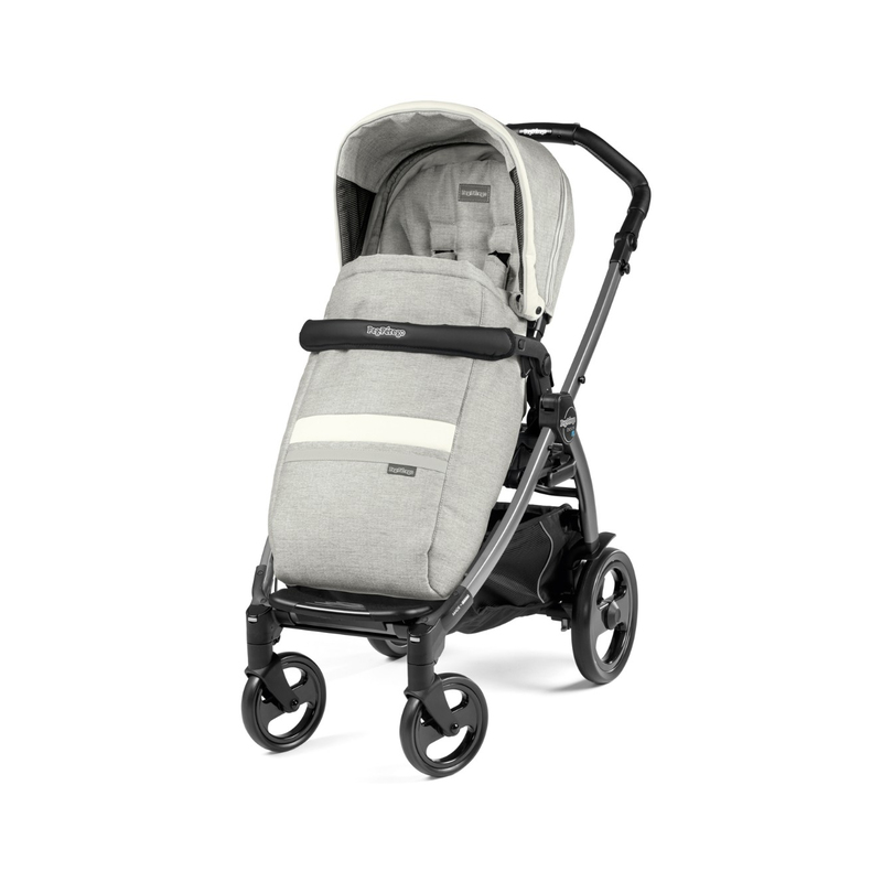 Коляска 2 в 1 Peg Perego Book 51 i-Size Travel System Luxe Pure
