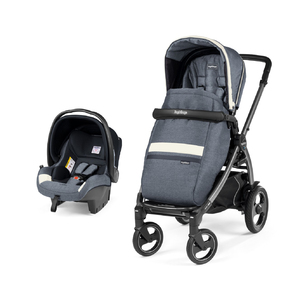 Коляска 2 в 1 Peg-Perego Book 51S SL Travel System Luxe Mirage