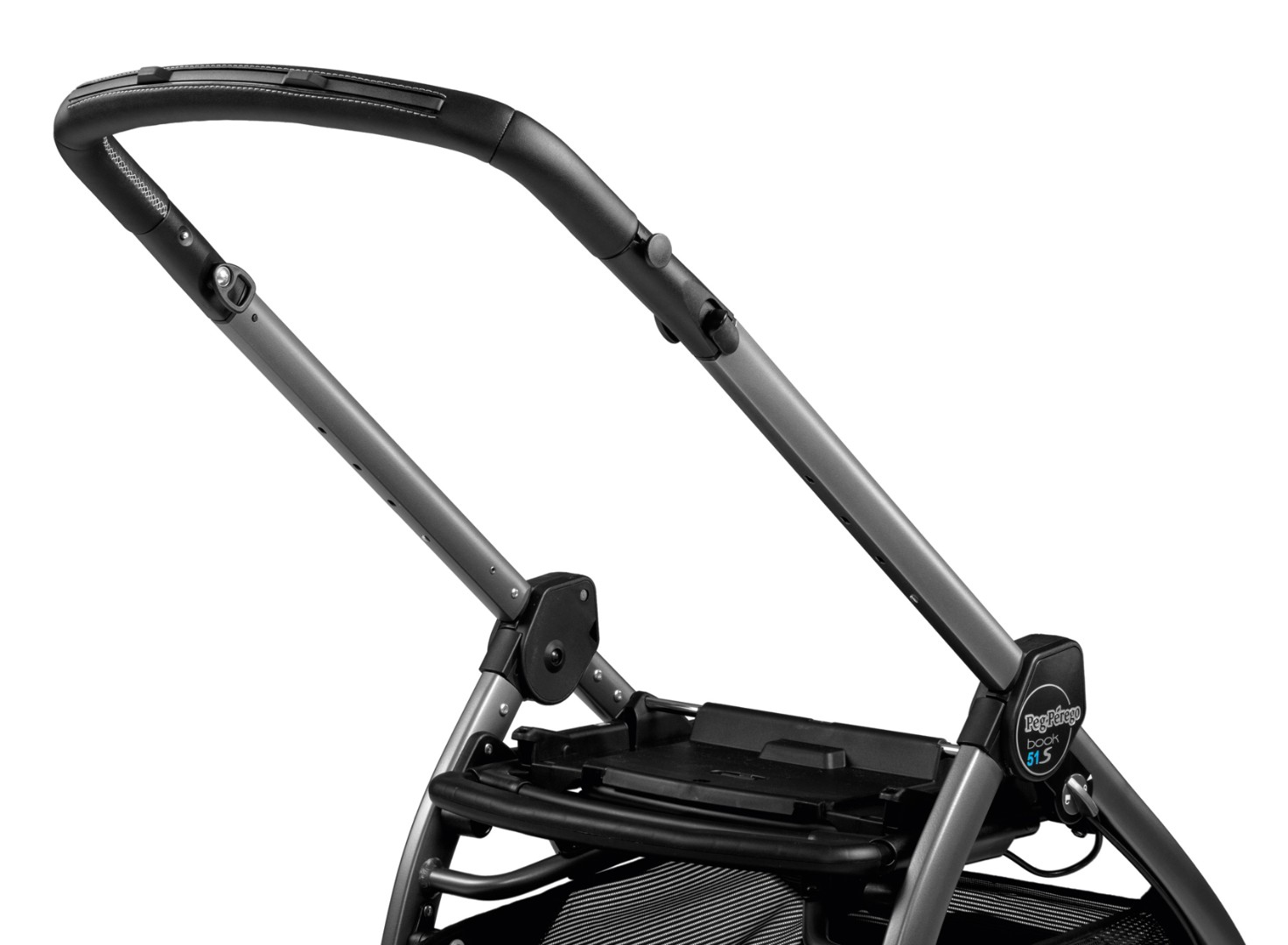 Коляска 2 в 1 Peg-Perego Book 51 S SL Travel System Luxe Mirage