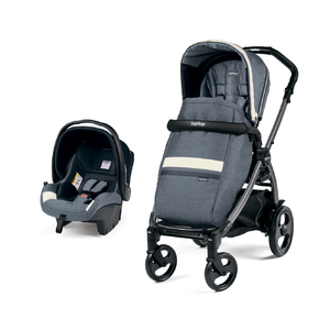 Коляска 2 в 1 Peg-Perego Book 51 SL Travel System Luxe Mirage