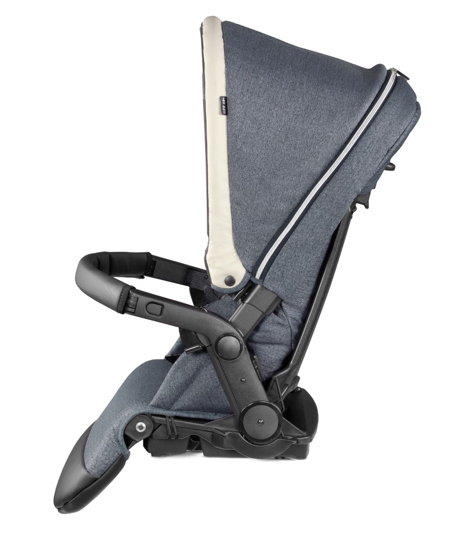 Коляска 2 в 1 Peg-Perego Team Elite Combo Luxe Mirage