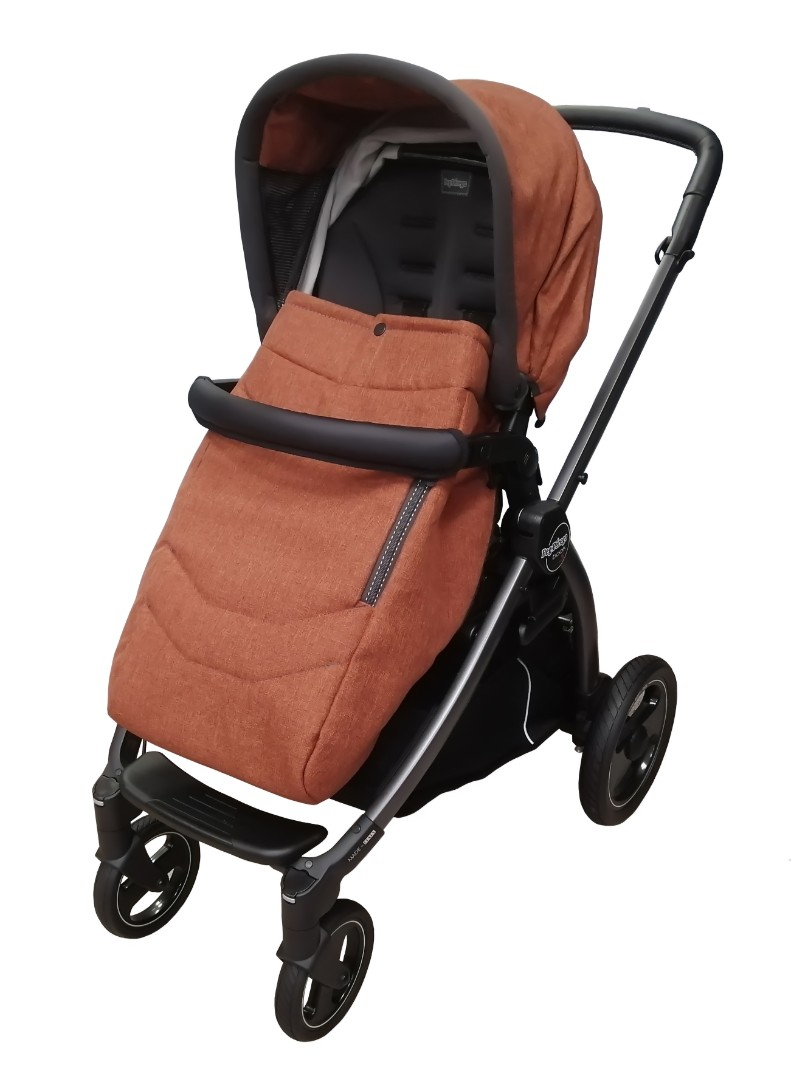 Прогулочный блок Peg-Perego Seat Pop Up Terracotta