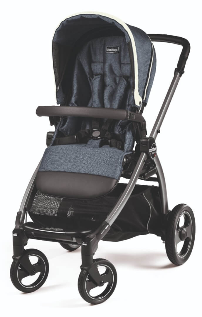 Прогулочный блок Peg-Perego Seat Pop Up Luxe Mirage