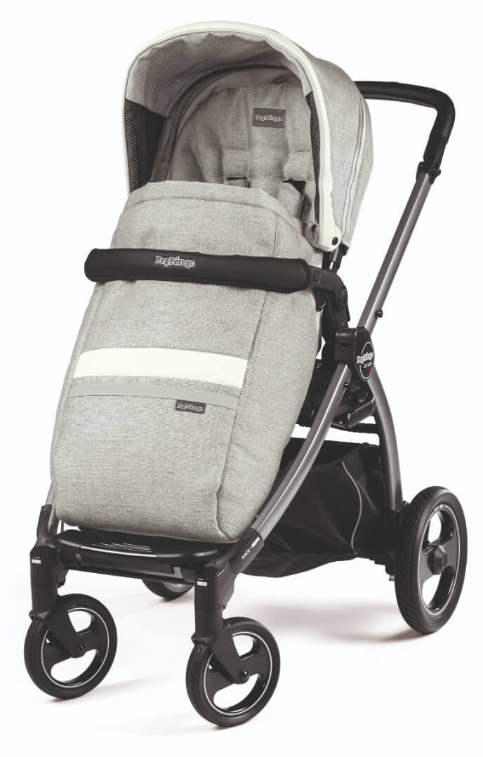 Прогулочный блок Peg Perego Seat Pop Up Luxe Pure